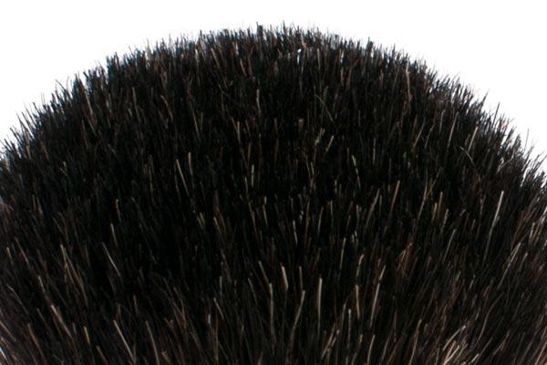 Blaireau Plisson - poil noir
