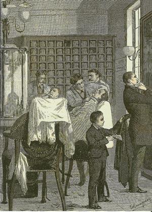 shaving plisson tradition