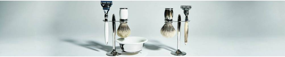 Superb Traditional Shaving Sets
