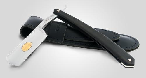 Coupe-choux un rasoir traditionnel de Plisson