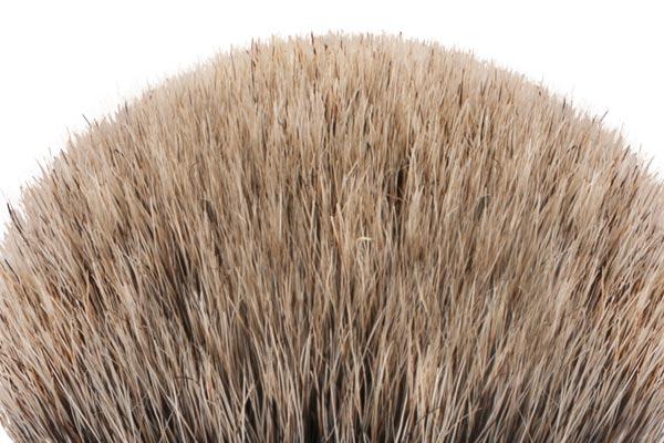 Guide des poils des blaireaux